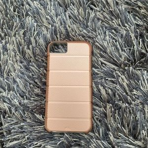 Accessories - Rose Gold iPhone 7 TPU Case
